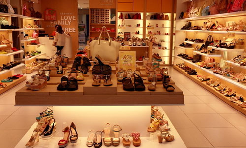 女鞋店的超值赠品吸金术!