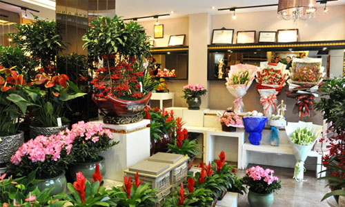 鲜花店如何经营