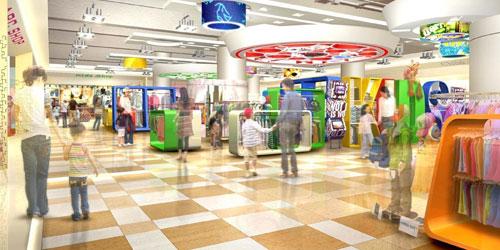 百货商场利用虚拟筹码模式招商策略