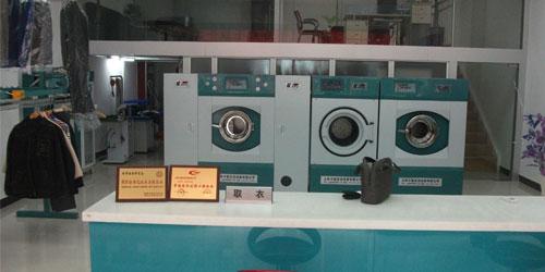干洗店对接物业,微信吸粉营销案例!