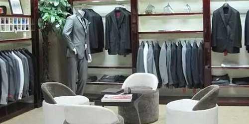 男士服装店
