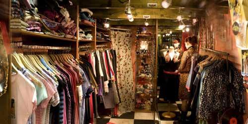服装店营销策略