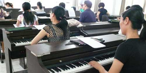 钢琴培训班宣传案例 吸引6500名新顾客主动进店