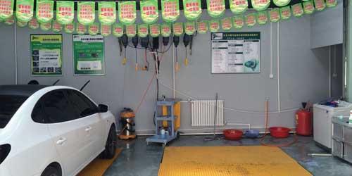 汽车美容店如何从坐等生意到自动开发客户