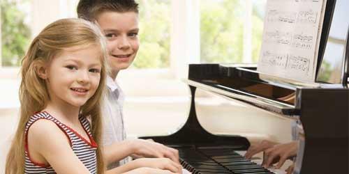 培训班0元学钢琴,免费背后的商业模式