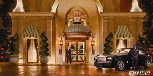 五星级酒店免费住,还能盈利的商业模式!