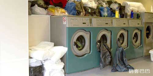 洗衣店盈利模式