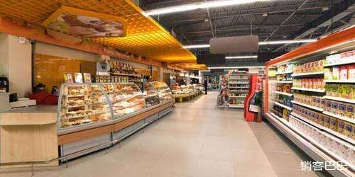 超市营销策略,快倒闭的超市免费送股份,疯狂赚钱的核心思路!