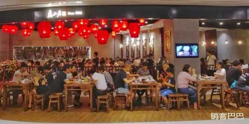 新开的饭店怎么拉人气,试营业就生意火爆,这里面有什么玄机?