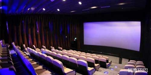 电影院盈利模式,通过类金融模式,1个月赚千万