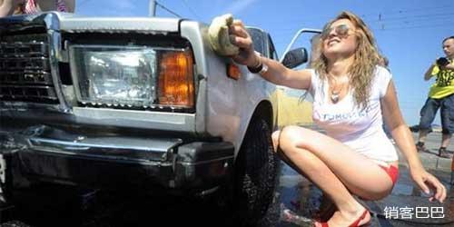 共享洗车可赚钱吗?这家低价洗车店,如何赚汽车后市场的钱
