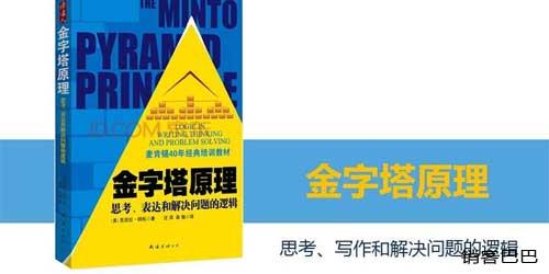 金字塔原理pdf电子书,教会你思考、写作和解决问题的逻辑思维