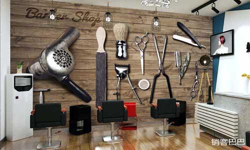 理发店营销模式,理发店如何不推销,让客户主动要求办理会员卡