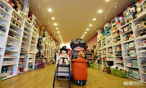 实体店营销策略,母婴店如何利用轻资产模式,1年开几十家店