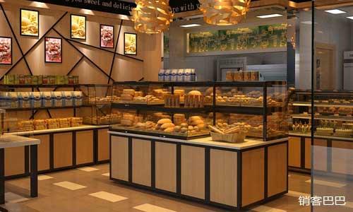 蛋糕店经营模式