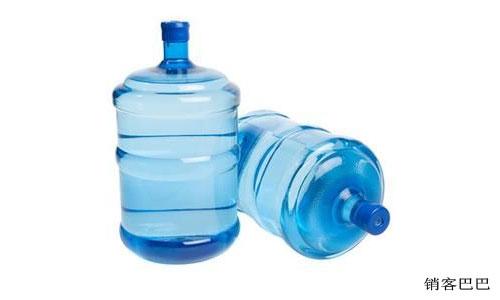 桶装水全年免费模式,每年送你56桶水,还能赚钱的商业模式