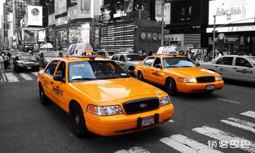 未来颠覆性行业,出租车前端不要钱,后端获取大量用户的赚钱模式