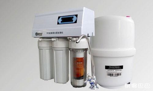 净水器卖会员模式