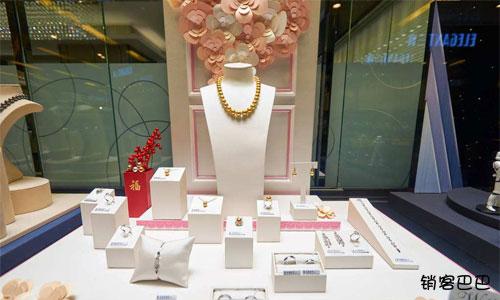 珠宝店营销案例