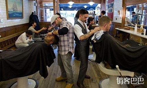 理发店营销活动怎么做,如何放大前端,垄断后端,让营销额倍增10倍